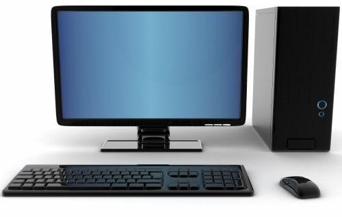 Que es una computadora de Escritorio