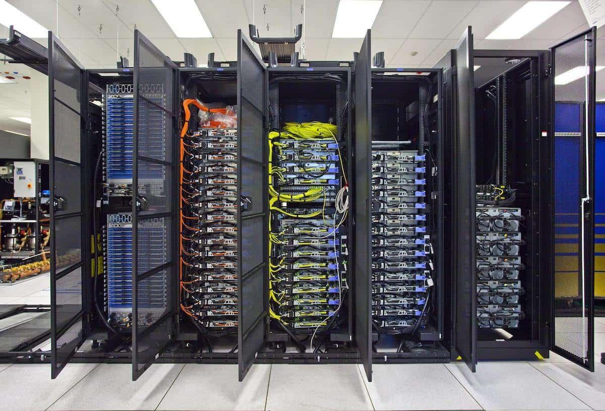 tipos de computadoras - servidor