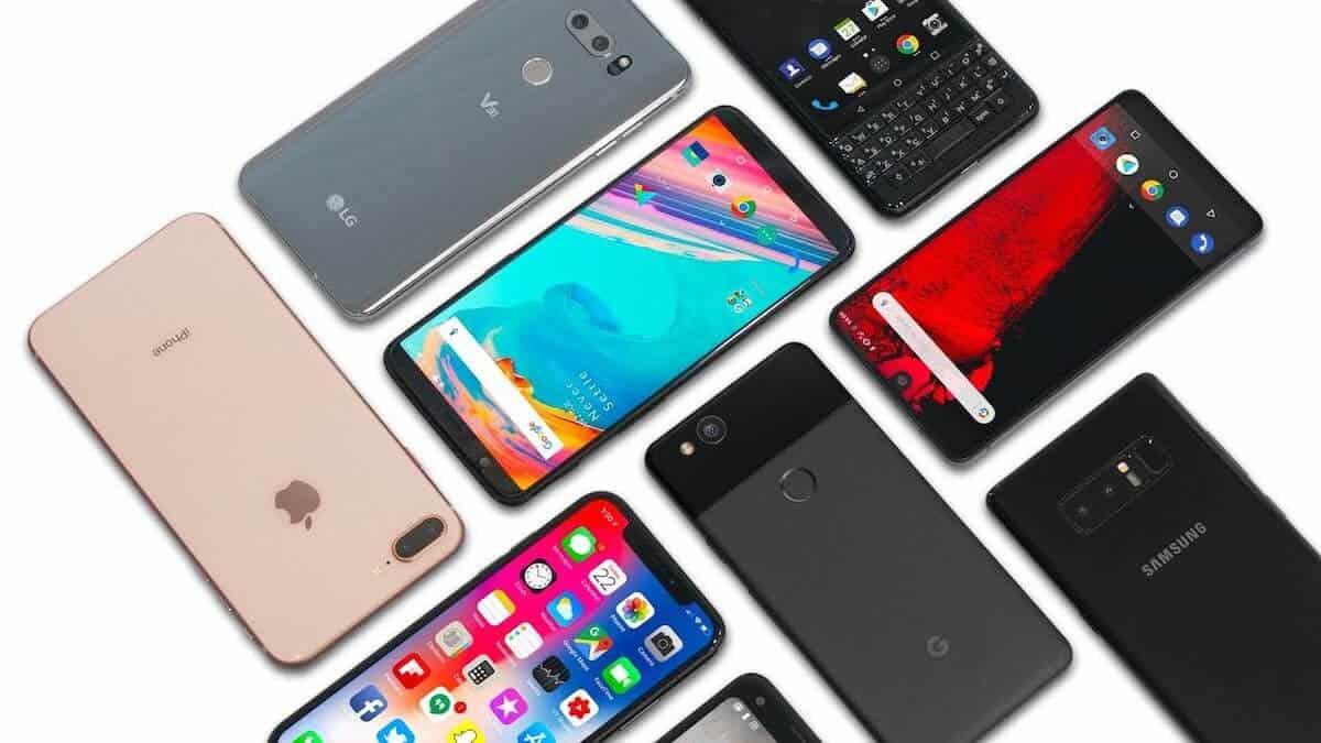 tipos de computadoras - smartphones