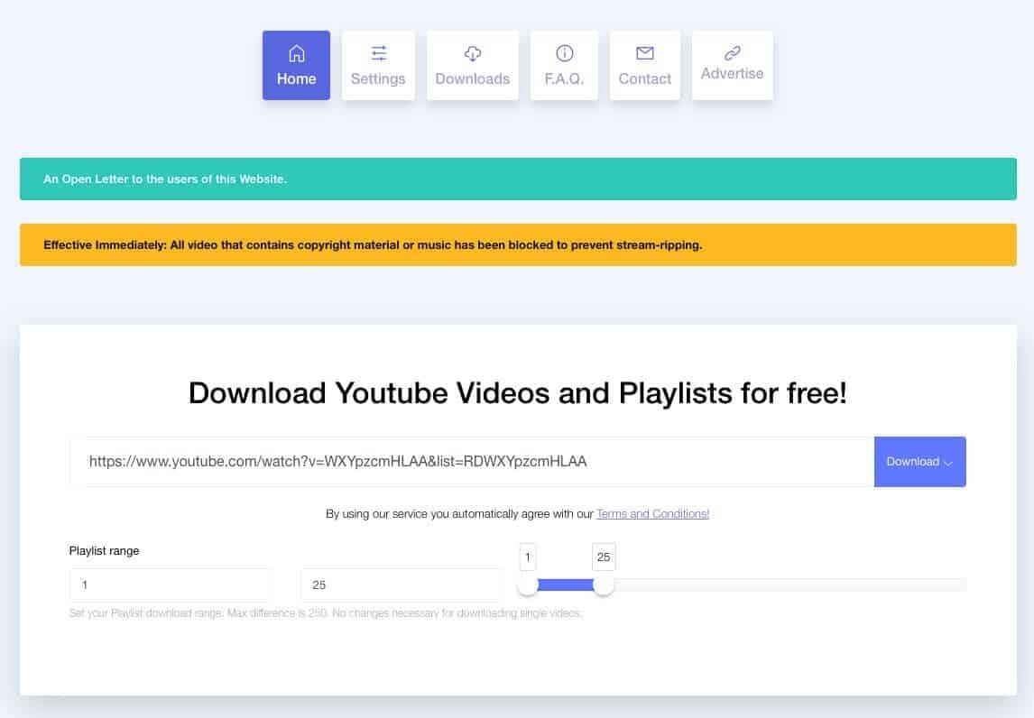 descargar videos de youtube gratis sin instalar programas - ddownr
