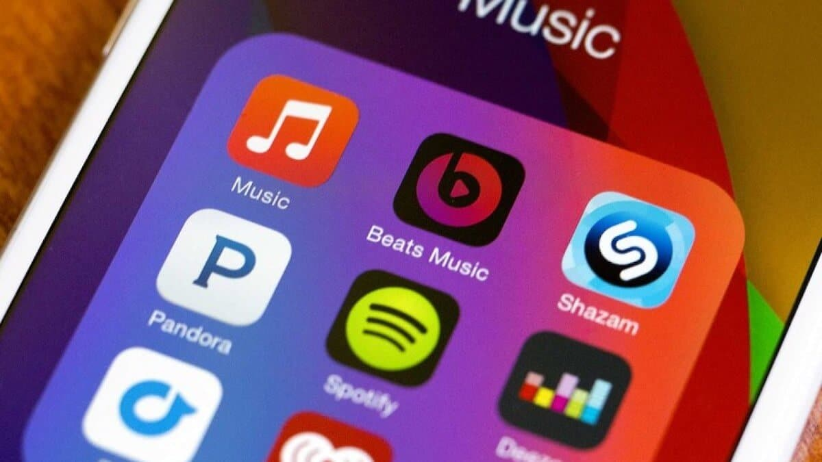 ejemplos de software de aplicacion - musica