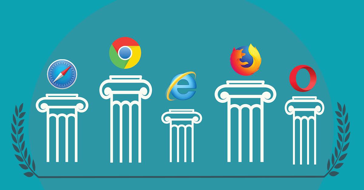 ejemplos de software de aplicacion - navegadores