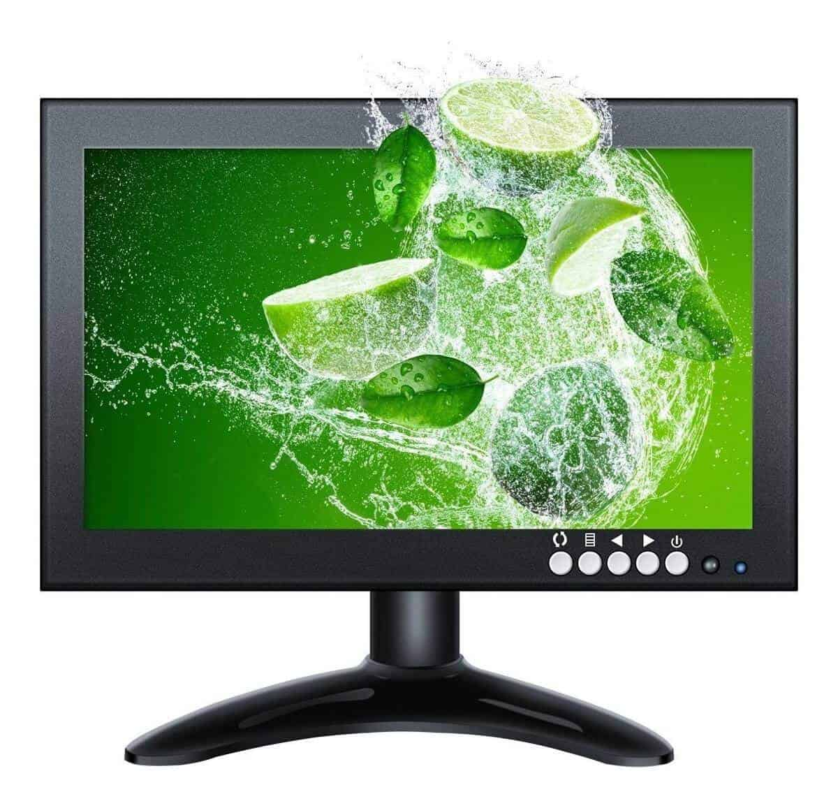 tipos de monitores lcd viejos