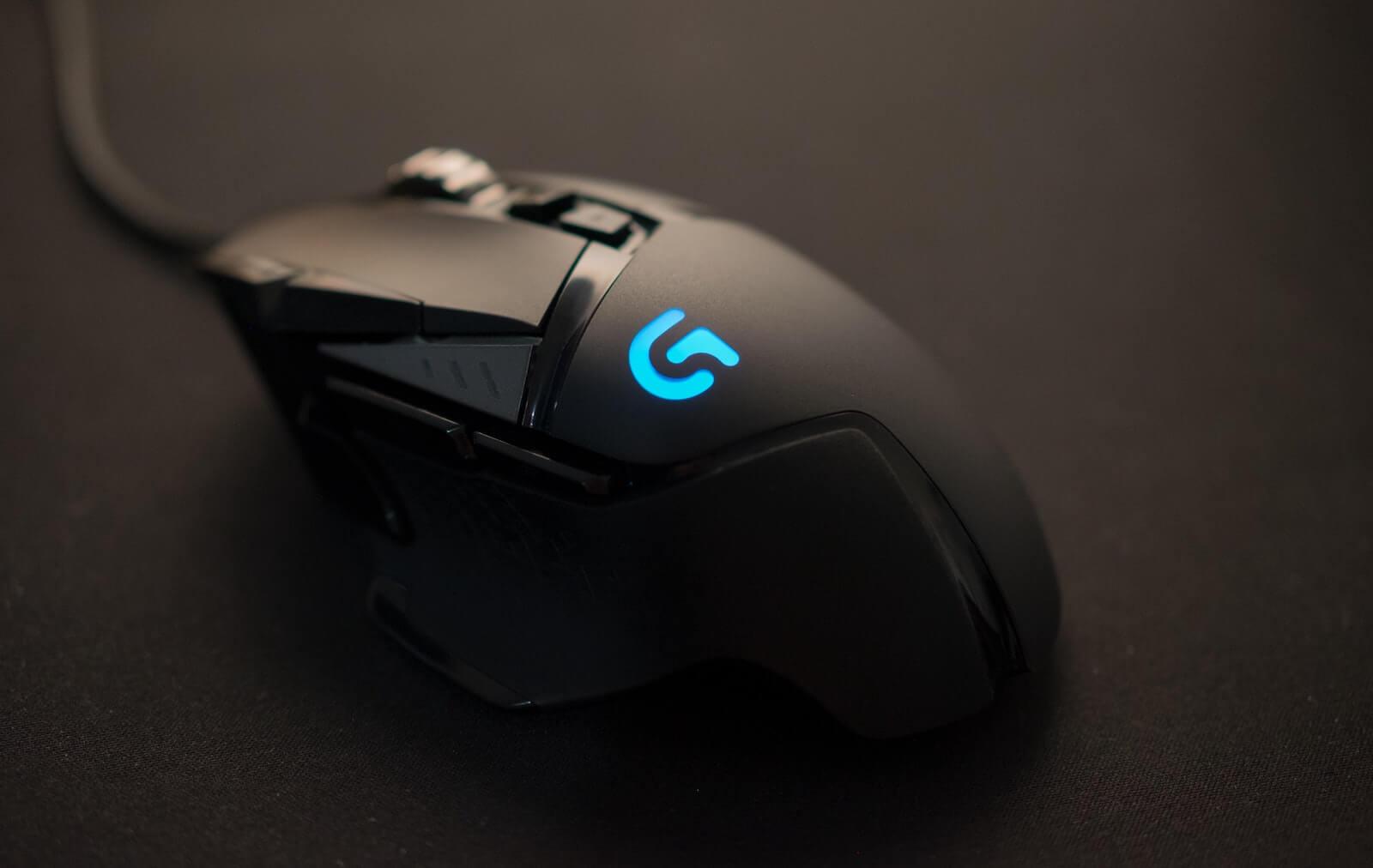 tipos de mouse laser