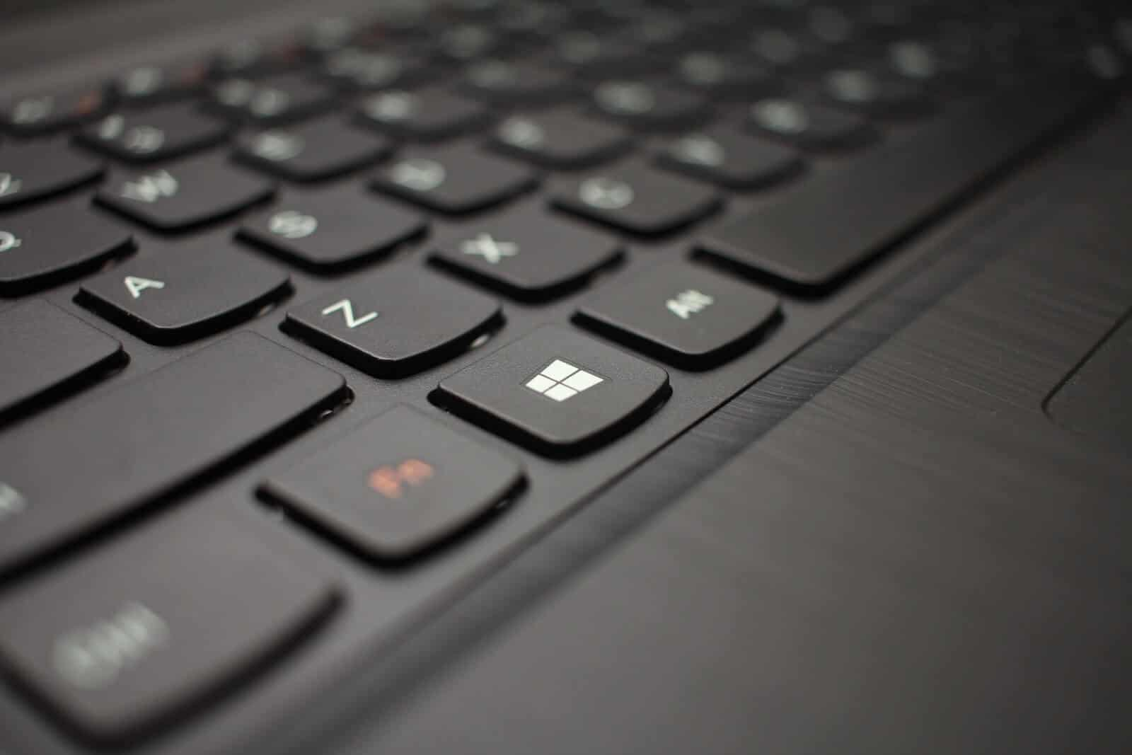 tipos de teclado estandar