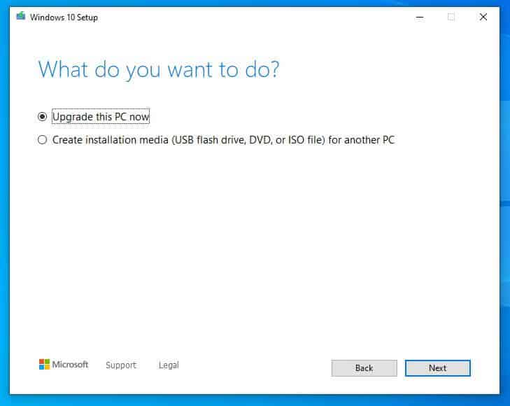 instalar windows 10 desde usb- crear instalacion