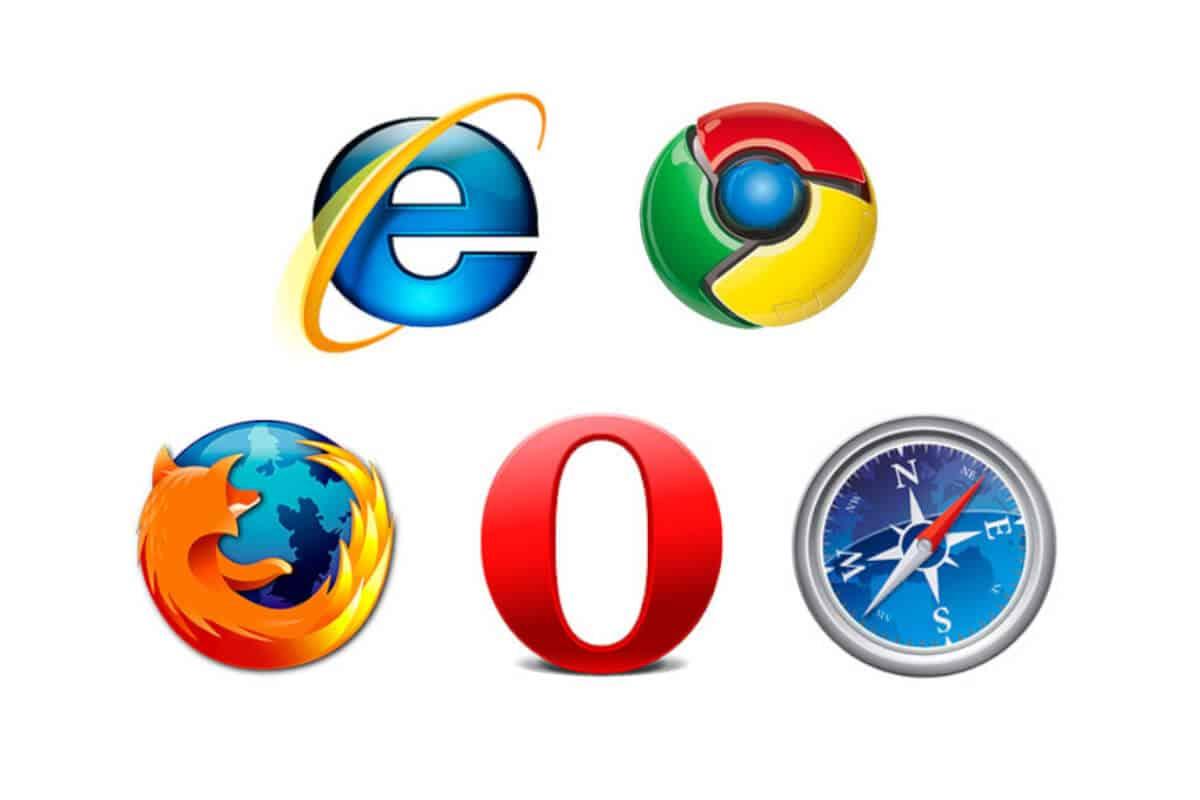 Servidor DNS no responde - Cambiar de navegador