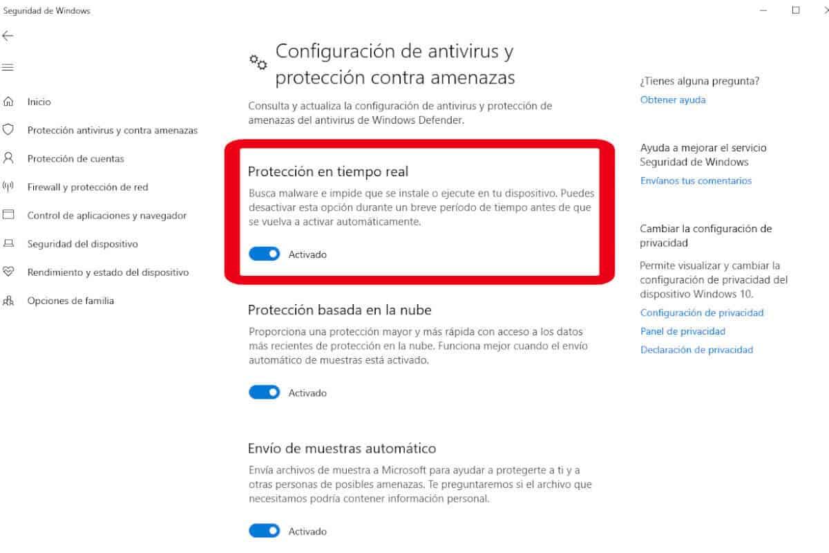 Servidor DNS no responde - Cortafuegos
