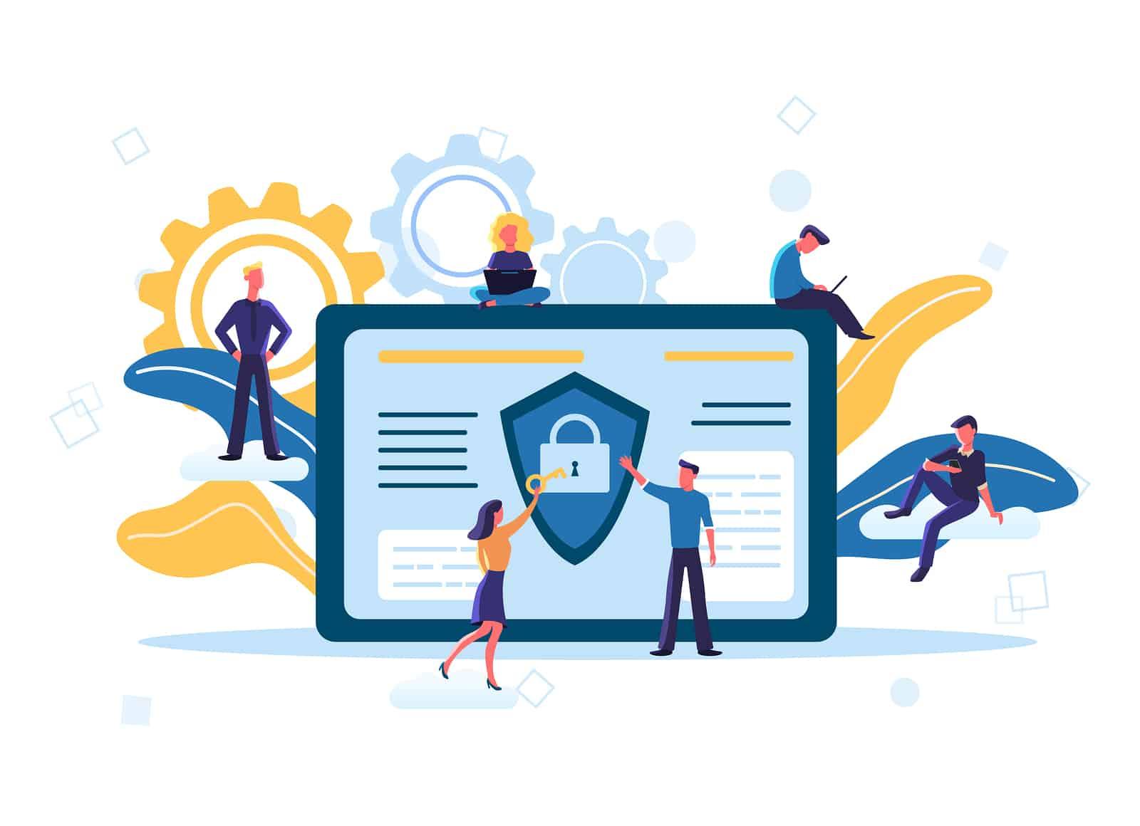 Características de Dropbox - Seguridad