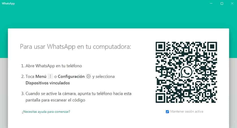 Cómo instalar WhatsApp en PC - Descargar WhatsApp para PC- paso 4