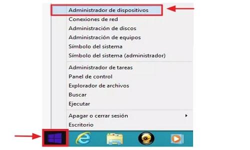 Cómo saber si mi PC tiene Bluetooth - Computadoras con Windows 8 - paso 1