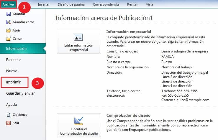 Mediante el sistema de Mac OS X o Windows 10- paso 2 y 3