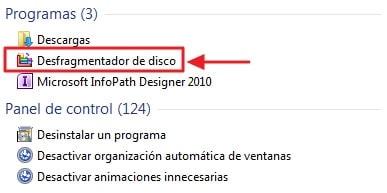 Desfragmentar Disco Duro - Cómo desfragmentar un Disco Duro - paso 2